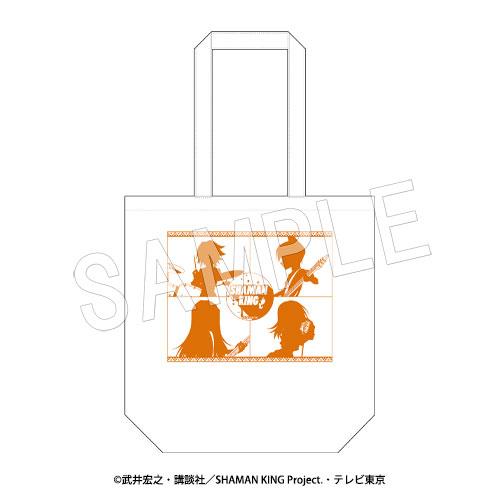 TVアニメ「シャーマンキング」SHAMAN KINGトートバッグ