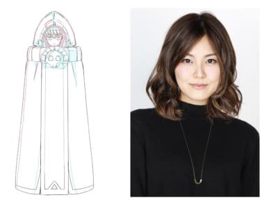 TVアニメ「恋は世界征服のあとで」黒百合凶子(鋼鉄王女)CV.金元寿子さん