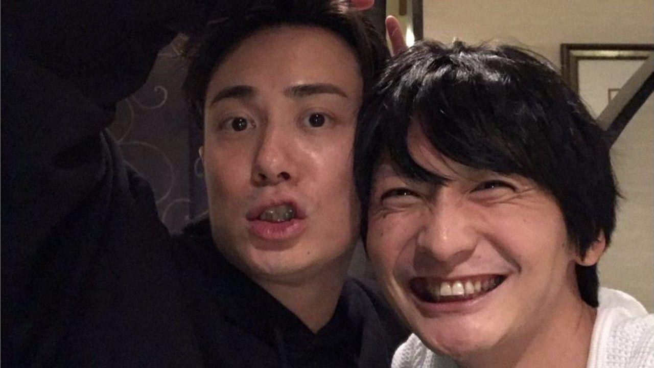 そうですこれが欲しかったんです!ほろ酔いな鈴木達央さんと島崎信長さんの2ショットに感謝の声が続々と!