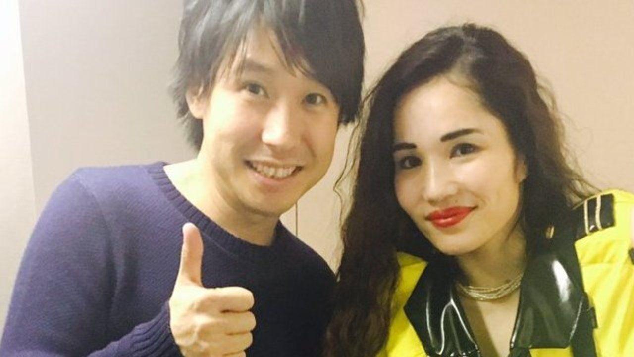 おったまげ〜!な2ショット!芸人・平野ノラさんのTwitterで声優の鈴村健一さんとの2ショットを披露!
