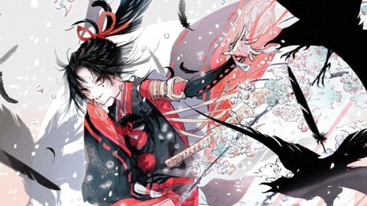 『刀剣乱舞』小烏丸の美しさに言葉が出ない…!ホノジロトヲジさんの描き下ろしイラストが公開!