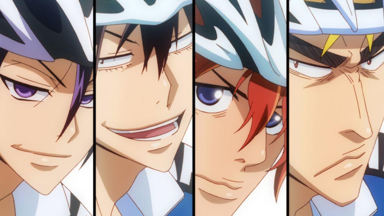 箱学の新世代と3年生が激突する追い出しレース!アニメ『弱虫ペダル』より第7話の最新PVが到着!