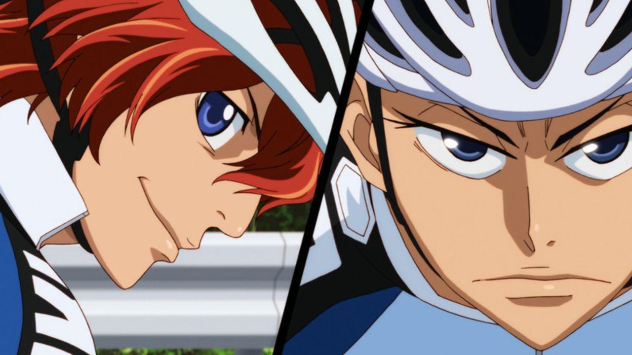 TVアニメ『弱虫ペダル』第7話の先行カット到着!箱根学園伝統の追い出しレースが描かれる!