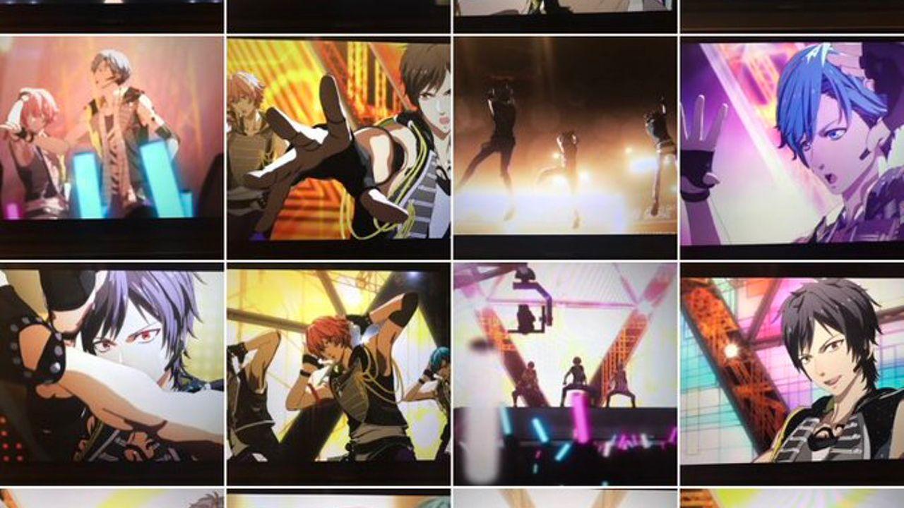 なにこのクオリティ!3DのTHRIVEが華麗に踊る『Bプロ』アプリの初公開カットを志倉千代丸さんが公開!