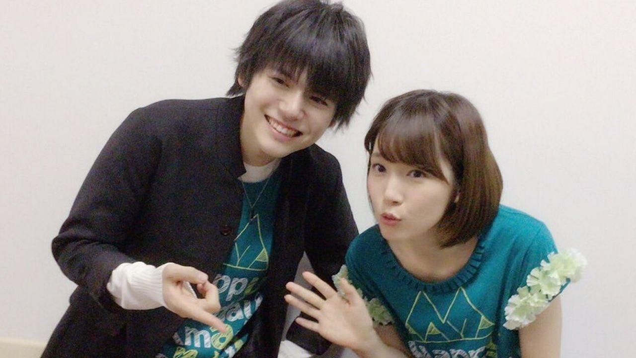 「血縁の方の歌を歌います」内田雄馬さんが本日開催のイベントにて姉・内田真礼さんの創傷イノセンスを歌う!