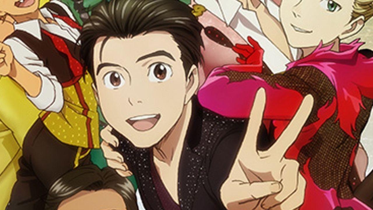 東京アニメアワード2017「アニメファン賞」が発表!第1位に選ばれたのは投票数約4万票獲得した『ユーリ!!! on ICE』!