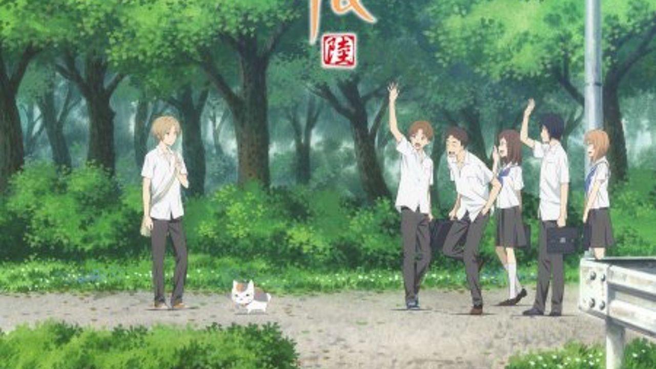 TVアニメ『夏目友人帳 陸』のキービジュアルがついに解禁!主題歌OPは佐香智久さん、EDには安田レイさんに決定!