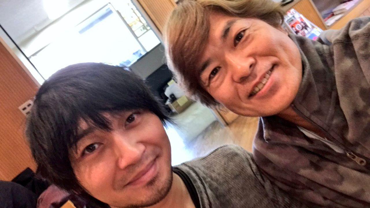 ガンダムパイロットによる2ショット!?中村悠一さんと古谷徹さんによる貴重な2ショット写真が素敵過ぎる!