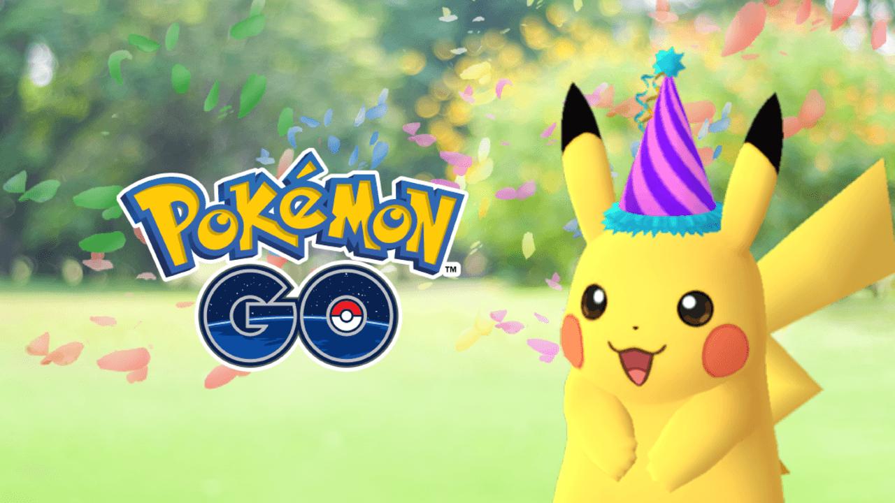 『ポケモンGO』にとんがり帽子のピカチュウが出現!2月27日の『ポケモン』誕生日にゲットしちゃおう!