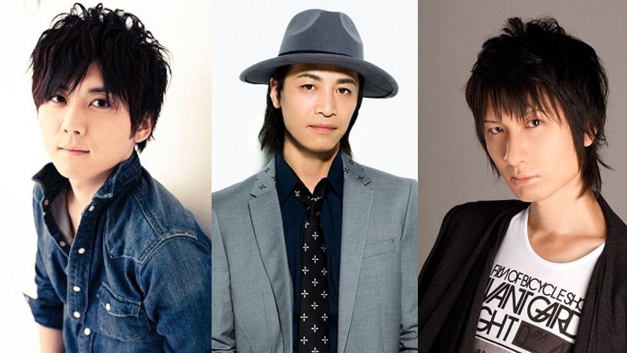待ってました!アニメ『ツキウタ。』のトークイベント「月歌夏祭り」開催!梶裕貴さん、鳥海浩輔さん、前野智昭さんら出演!