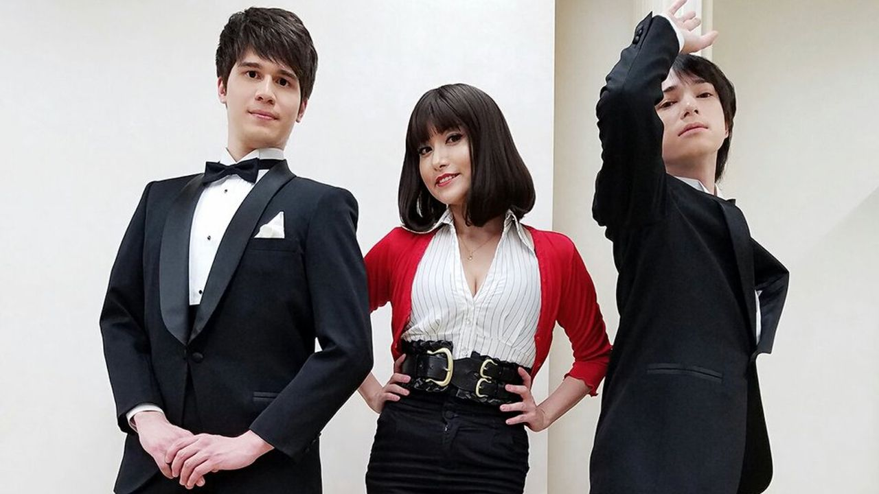 35億!たかはし智秋さん、ランズベリー・アーサーさん、杉浦ジュリアンさんによる声優界の「ブルゾンちえみ with B」爆誕!