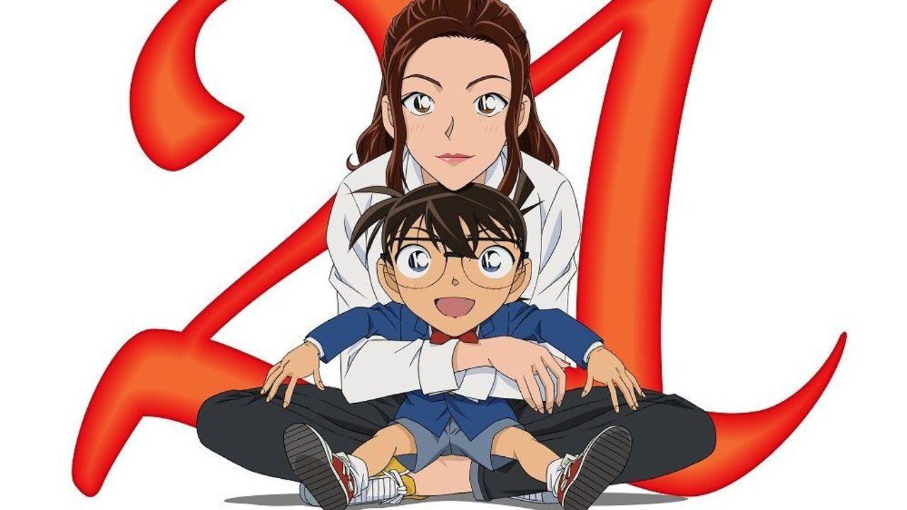 劇場版『名探偵コナン から紅の恋歌』で倉木麻衣さんと21回目のコラボ!「純黒」のテレビ初放送も決定!