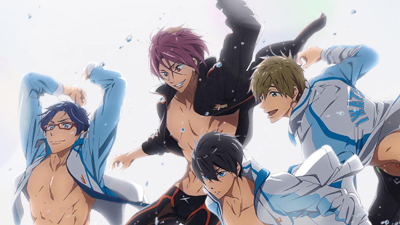 AbemaTVにて『Free!』『うたプリ』『ユーリ!!! on ICE』など人気作が一挙配信!3月はアニメで充実しちゃおう!