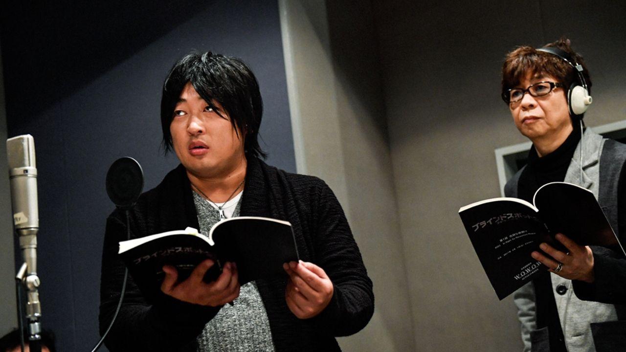 「クリエイターズ・ファイル」が話題のロバート秋山さんが今度は若手声優界のトップになりきって山寺宏一さんと対談!