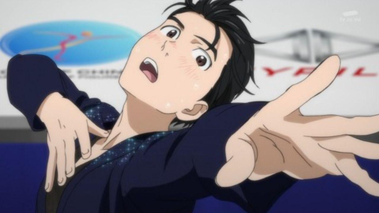 豊永利行さん、内山昂輝さんらが登壇する『ユーリ!!! on ICE』フィギュアスケート集中講義イベントがテレビ放送決定!