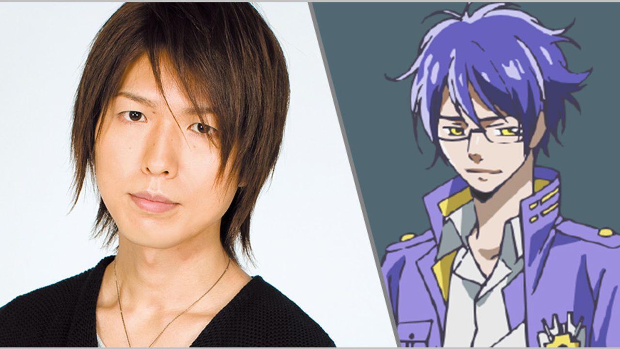 アニメ『エルドライブ』新キャストに神谷浩史さんが決定!天野明先生がラフデザインを担当したオリジナルキャラクター!