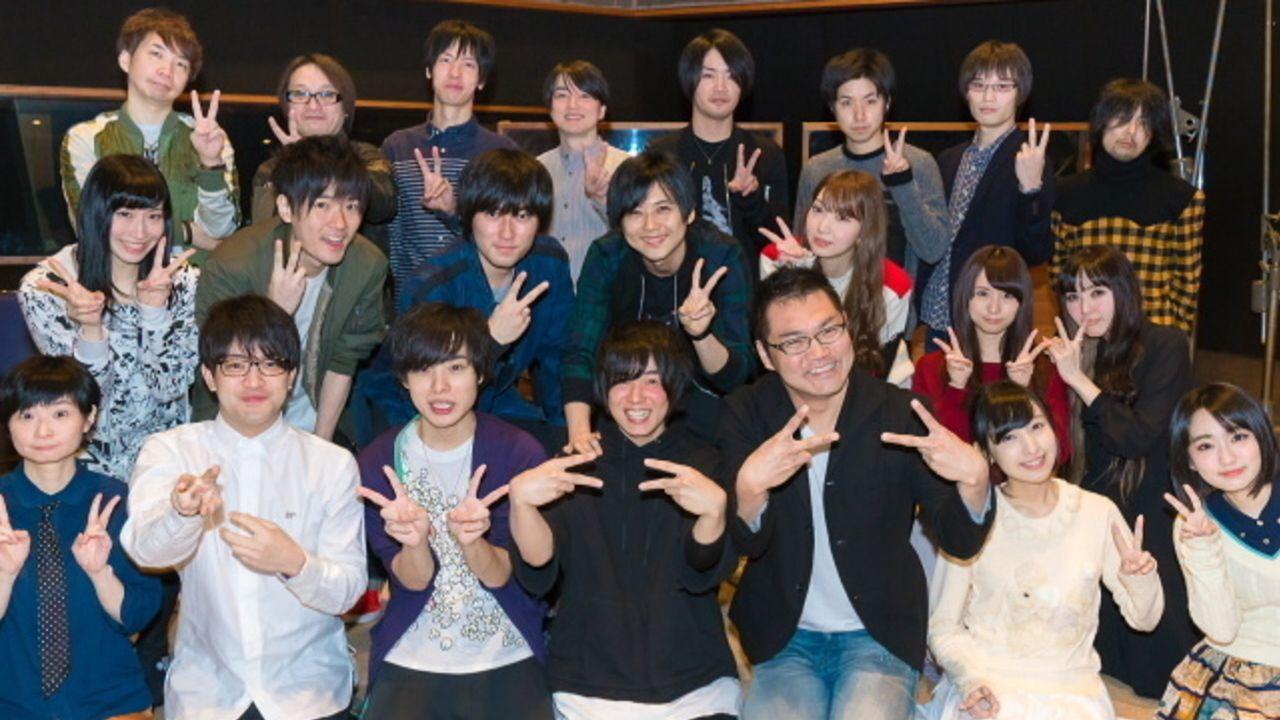『ヒロアカ』より山下大輝さんのインタビューが到着!梶裕貴さん、諏訪部順一さんら総勢22名のキャスト写真も公開
