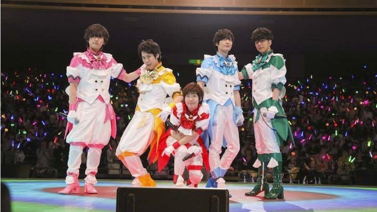 愛に包まれた両国国技館!CG LIVEにOVAの制作も発表された「美男高校地球防衛部LOVE!LOVE!ALL STAR!」レポ!