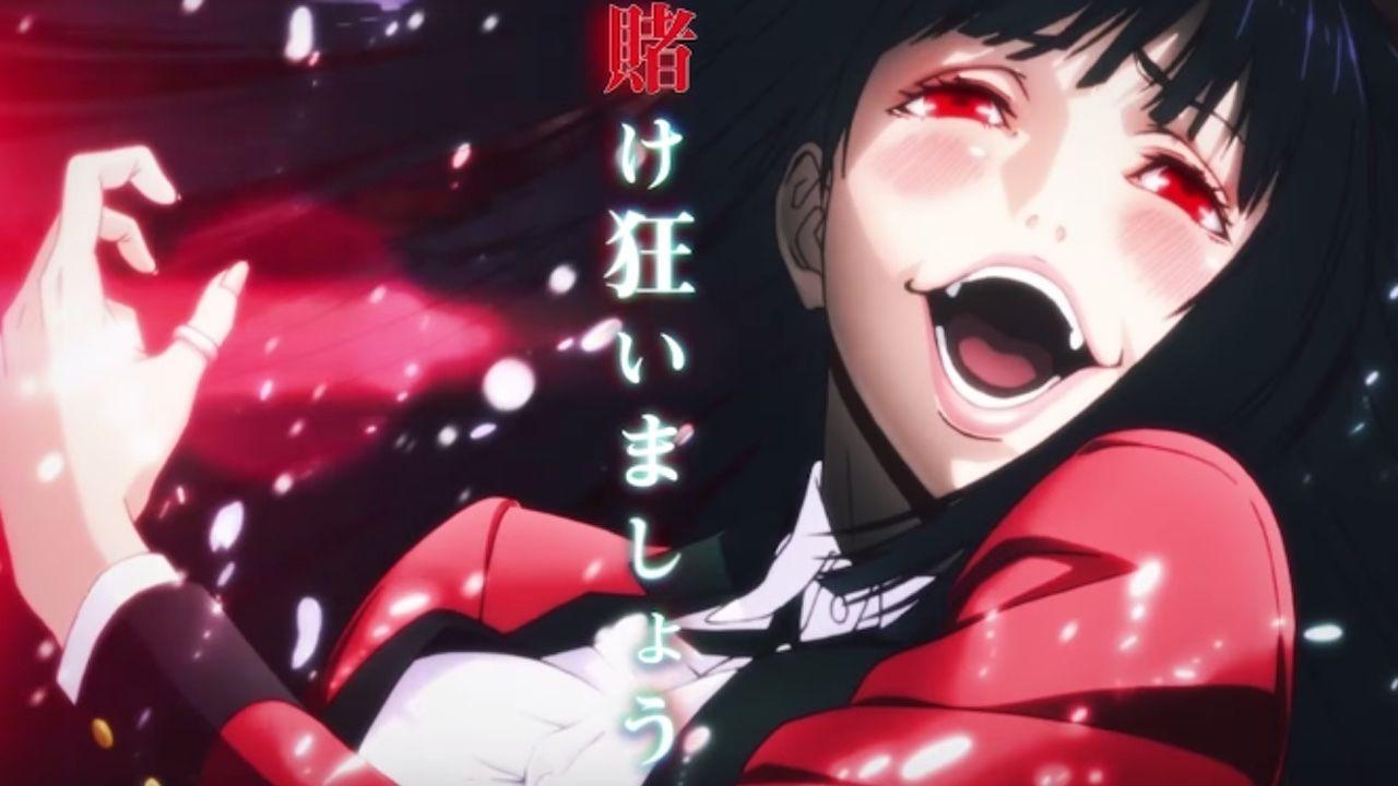 MAPPA制作のギャンブルアニメ『賭ケグルイ』が2017年夏に放送決定!さらにPV第1弾も解禁!