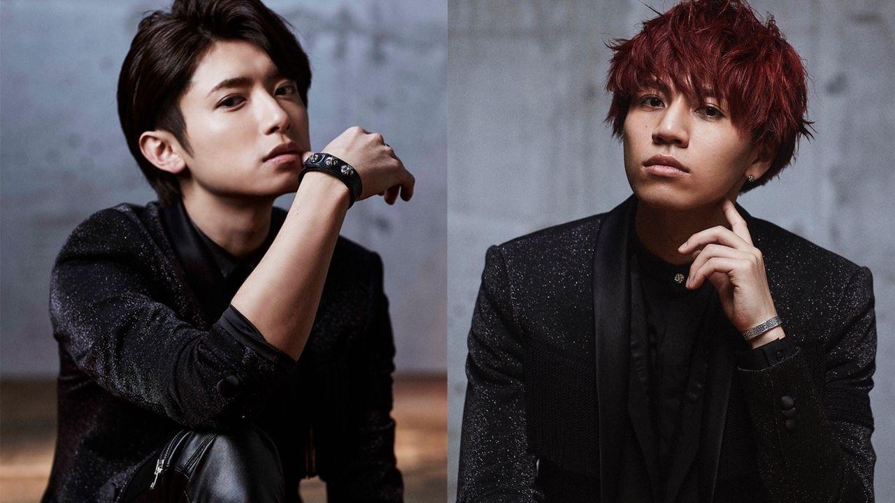舞台『Bプロ』第2弾キャスト発表!THRIVEの剛士と悠太を演じるのはダンスボーカルユニット「龍雅 -Ryoga-」のメンバー!
