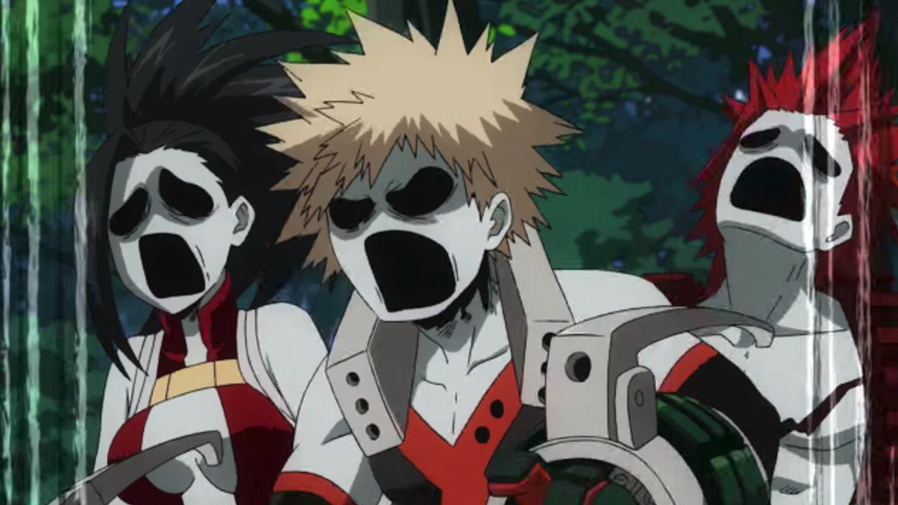 コミックス『ヒロアカ』14巻のオリジナルアニメDVDはホラー!?次々とゾンビになる「Training of the Dead」PV公開!