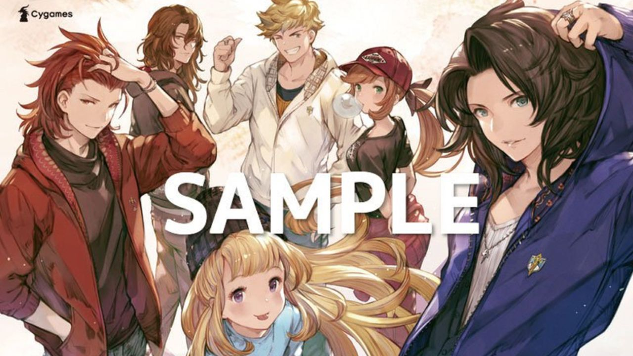 3月28日発売のアプリスタイルは『グラブル』特集!私服姿の四騎士やスーツスタイルなアルタイルたちのポスターが付属!