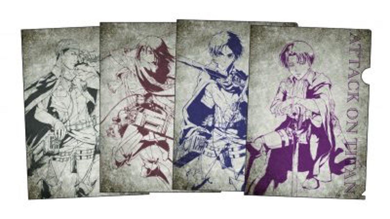 『進撃の巨人』×セブンイレブンキャンペーンが明日スタート!オリジナル描き下ろしクリアファイルをプレゼント!