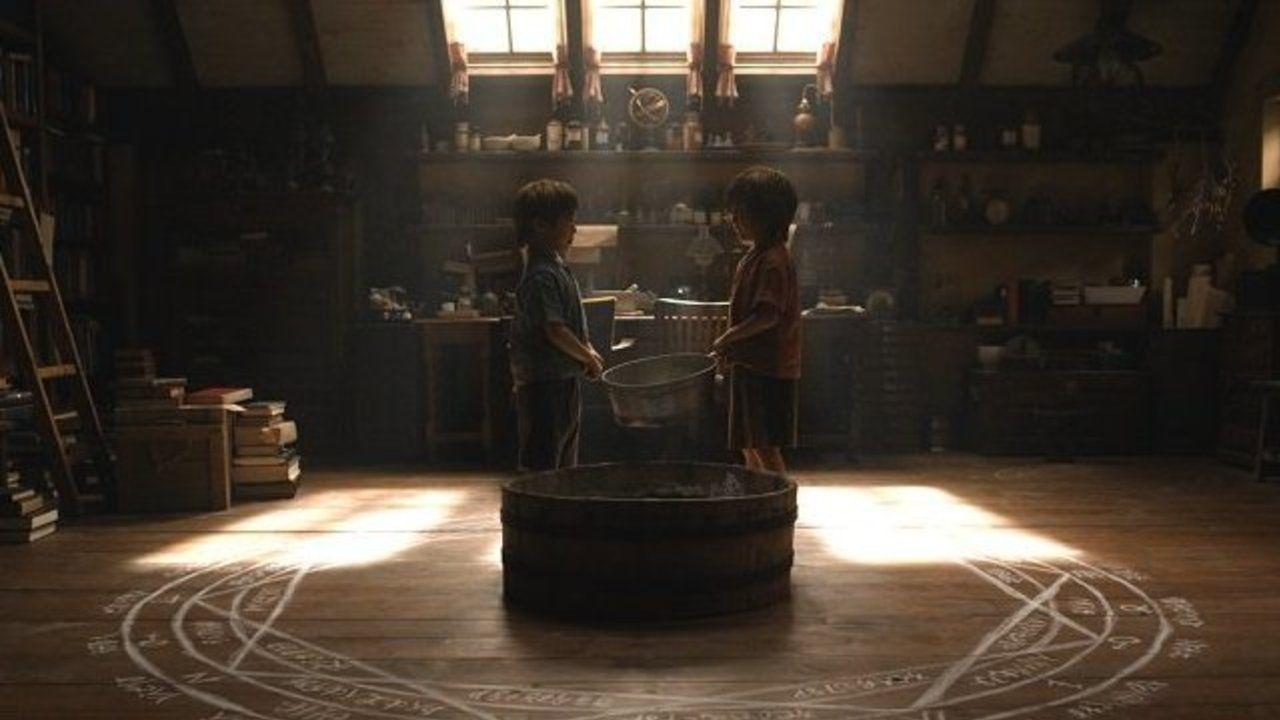 実写映画『鋼の錬金術師』より予告第2弾が公開!エドとアルの幼少期や鋼のオートメイルなど初出し映像満載!