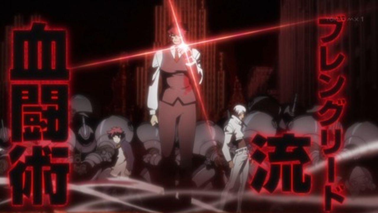 MBSにてTVアニメ『血界戦線』が来週より再放送決定!第2期放送前にもう一度秘密結社「ライブラ」の活躍を振り返ろう!