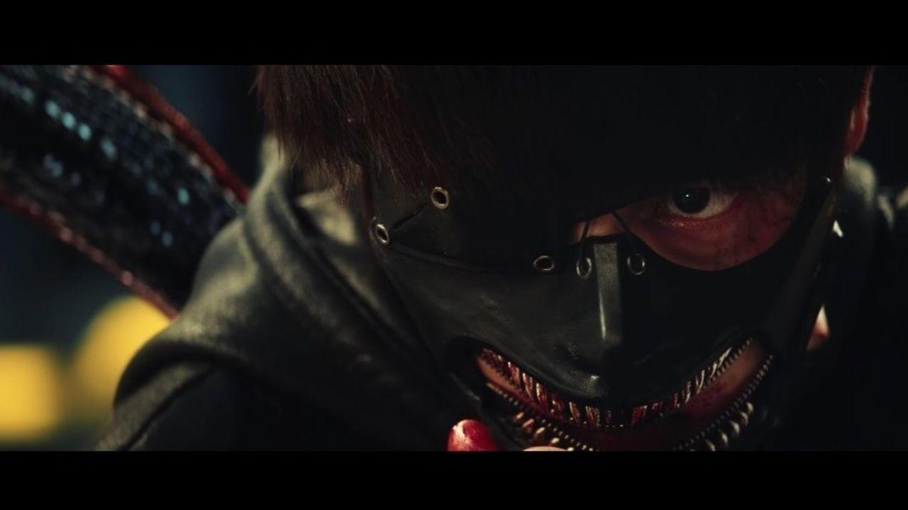 リゼ、亜門、真戸のビジュアルも公開!映画『東京喰種』特報映像が初解禁!金木とトーカのアクションシーンにも注目