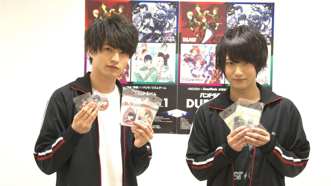 『バンやろ!』宣伝Pに就任した小南光司さんと秋葉友佑さんにインタビュー!「全ユーザーをライバルだと思っています!」