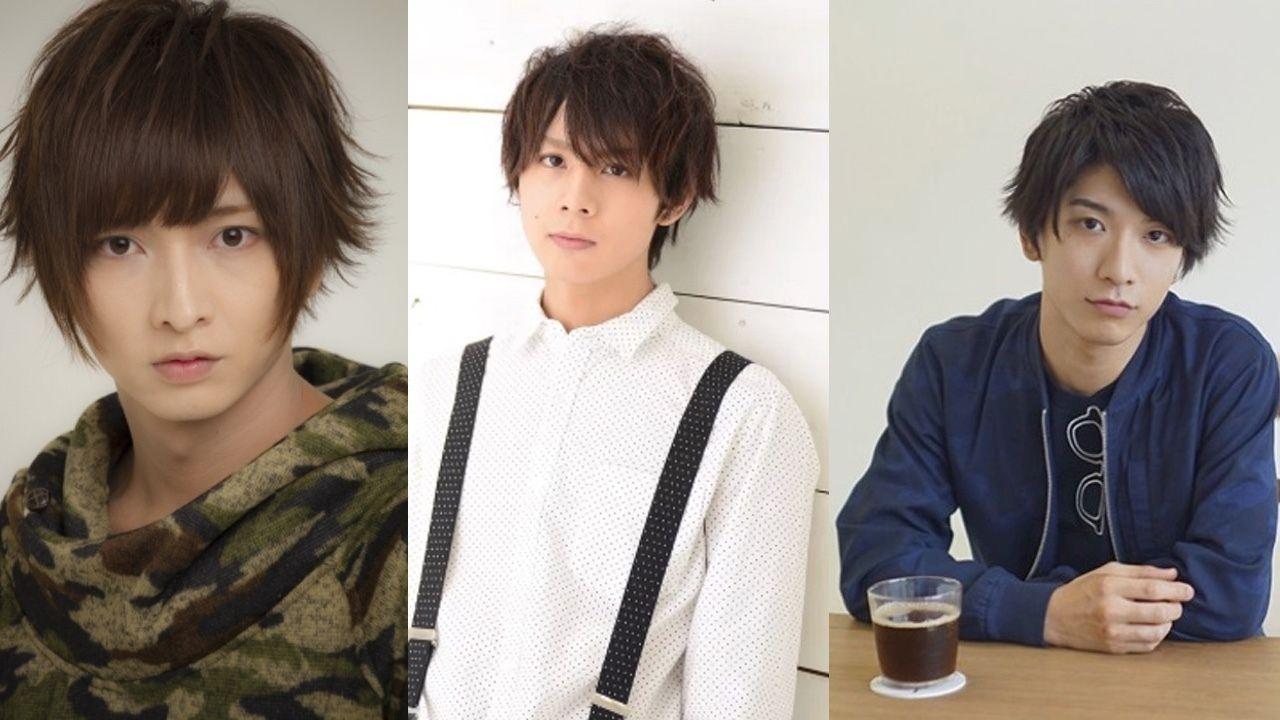 舞台『Bプロ』より第四弾キャストに佐々木喜英さん、上仁樹さん、大海将一郎さんが決定!さらに1stアルバム2枚同時リリースも決定!