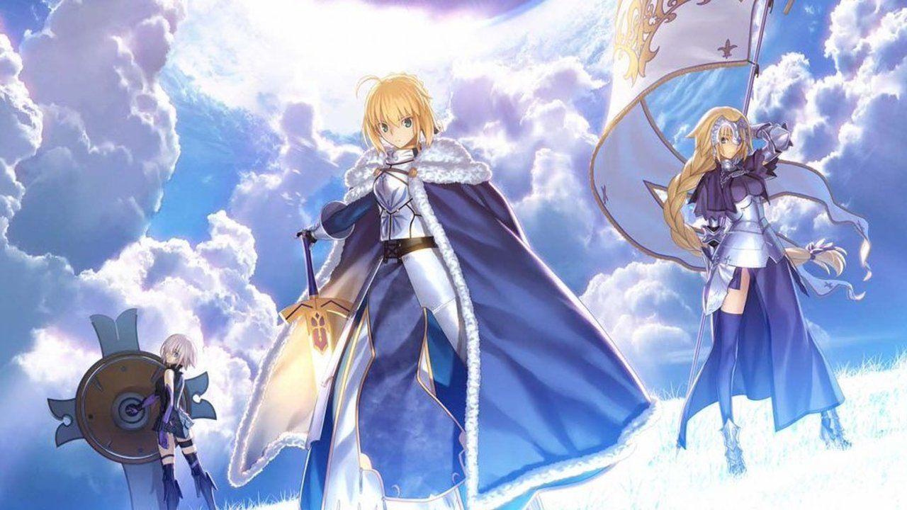 『FGO』ほとんどが日本プレイヤーからの課金で世界第2位の売り上げに!さらに英語版が2017年夏に配信決定!