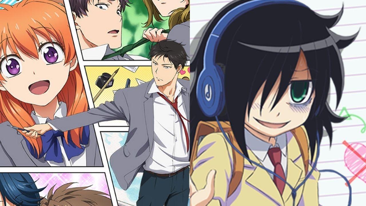 ガンガンONLINEにて好評連載中のアニメ2作品が再び!アニメ『月刊少女野崎くん』と『私モテ』がニコ生にて一挙放送決定!