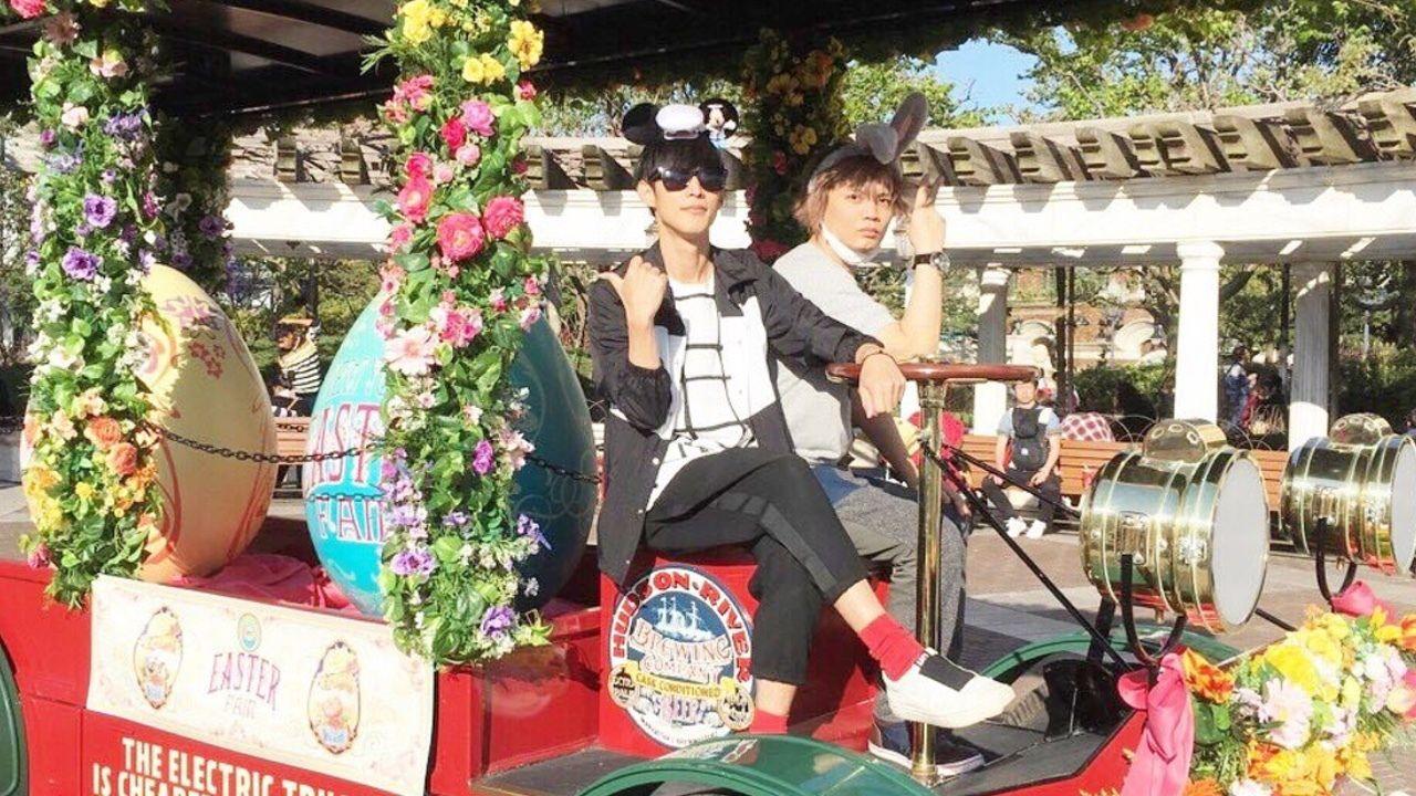 大石昌良さん&浅沼晋太郎さんがディズニーシーの写真を公開!OxTの妻・Tom-H@ckさんがヤキモチ!?