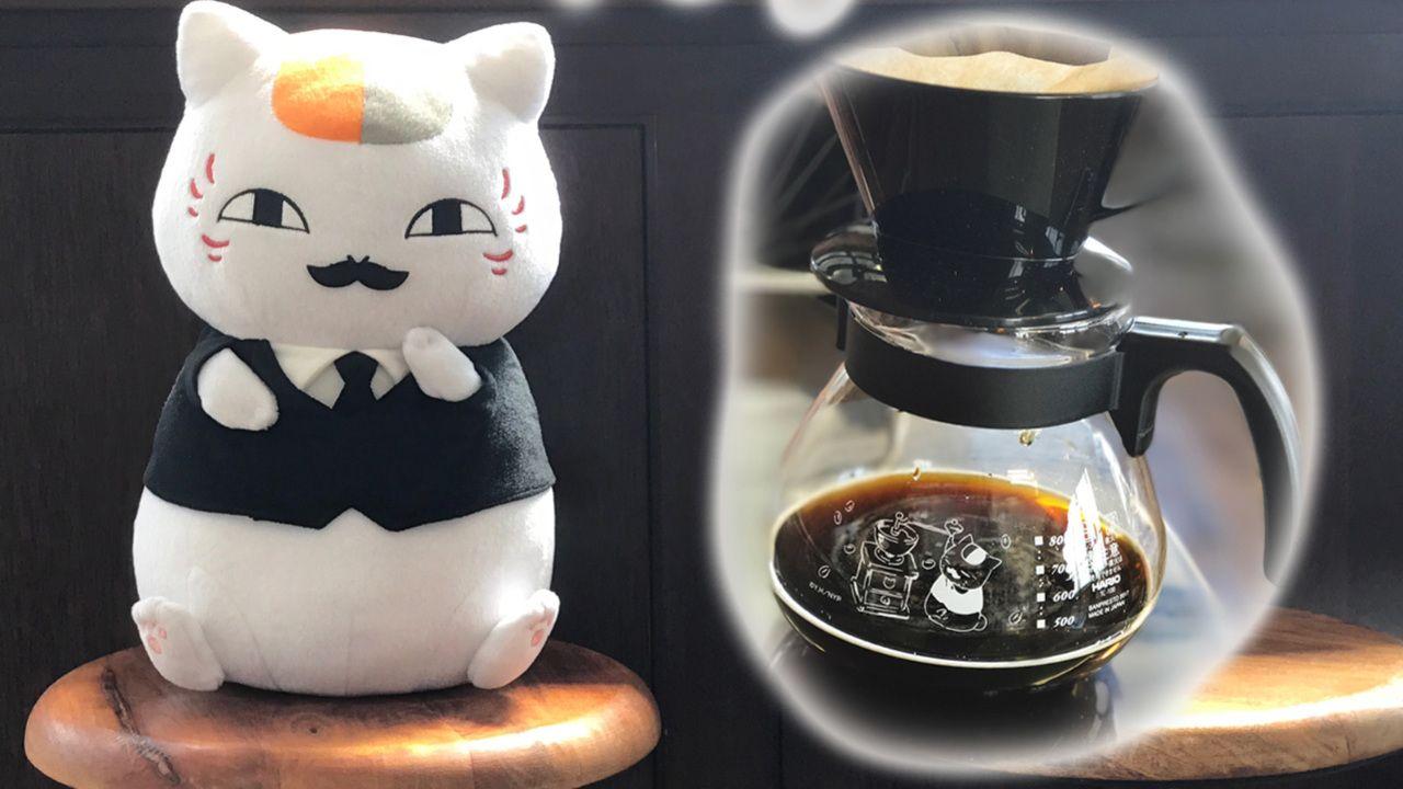 ニャンコ先生と一緒にカフェ気分を味わおう!「一番くじ 夏目友人帳〜ニャンコ先生かふぇ〜」登場!