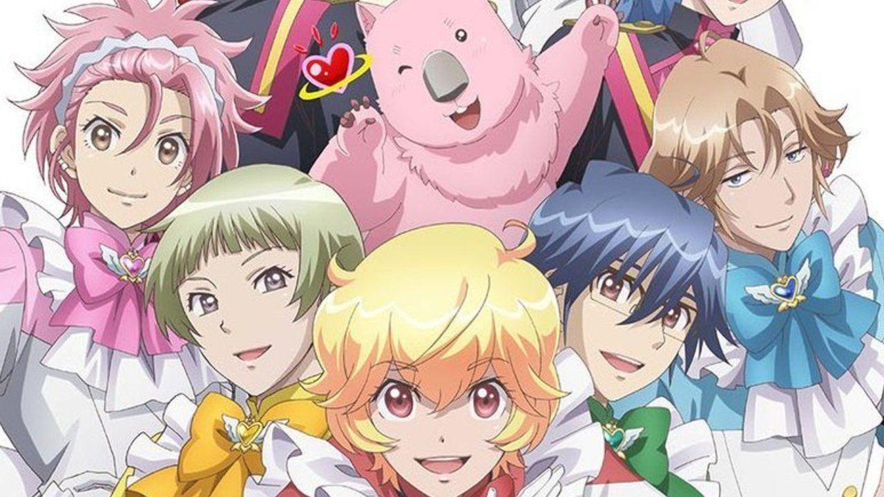 「美男高校地球防衛部LOVE!LOVE!ALL STAR!」Blu-ray&DVD化決定!「LLL」「ベパライ」の円盤化は予定なし