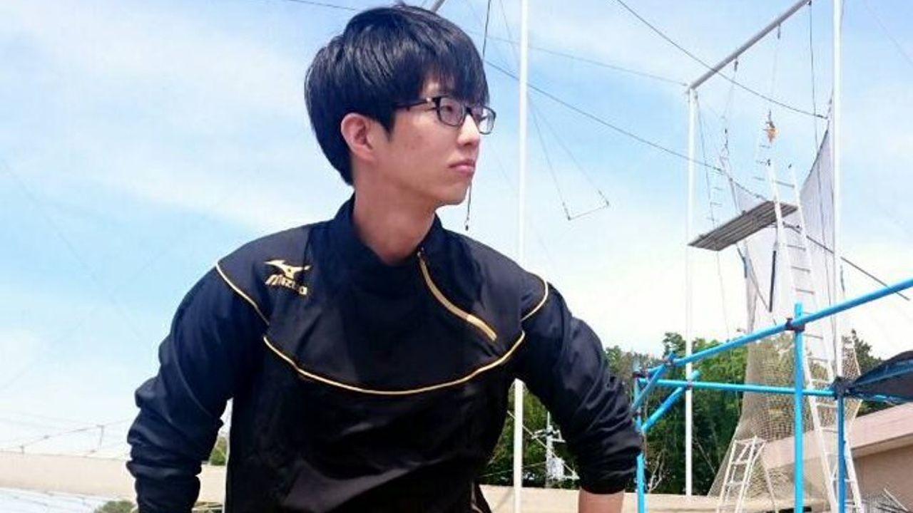 高坂篤志さんが空中ブランコに挑戦し写真&動画を公開!「ランズベリー・サーカス団へようこそ!!」