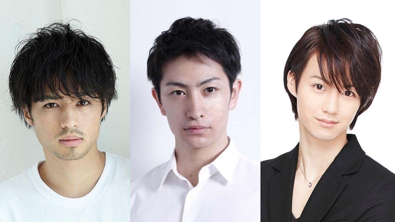 5月11日19時より『刀ミュ』俳優、伊万里有さん、佐伯大地さん、小越勇輝さんが出演する番組がTBS・日テレで立て続けに放送!