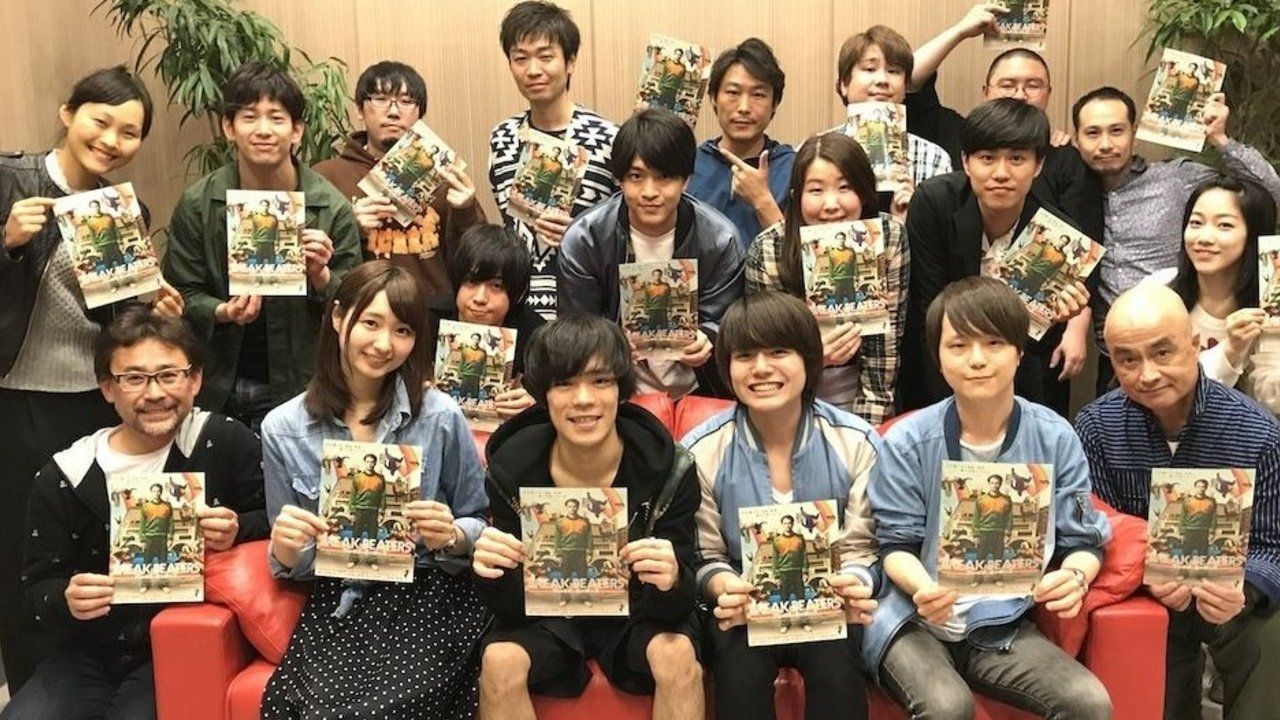 小野賢章さんや内田雄馬さんら豪華声優陣が演じる日本語吹替版が収録されたブレイクダンス映画『ブレイク・ビーターズ』のDVD発売決定!