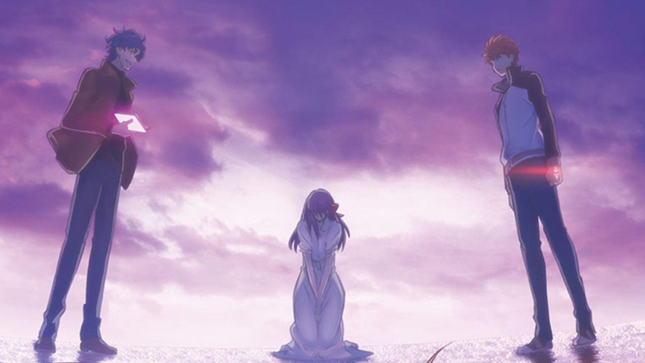 間桐慎二がライバルしててカッコいいぞ!10月公開の劇場版『Fate/stay night Heaven's Feel』最新キービジュアルが公開!