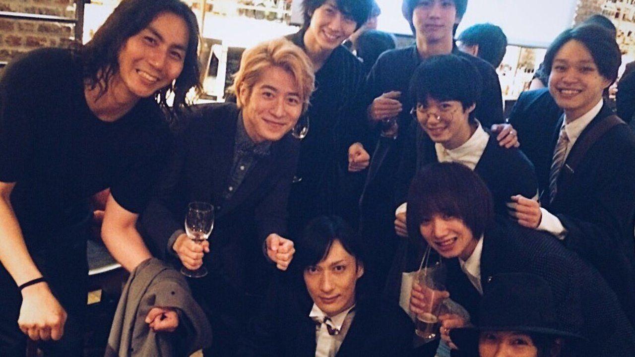 神田沙也加さんと村田充さんの結婚披露パーティーに2.5次元舞台『弱ペダ』『おそ松さん』の共演者も駆けつけ祝福!