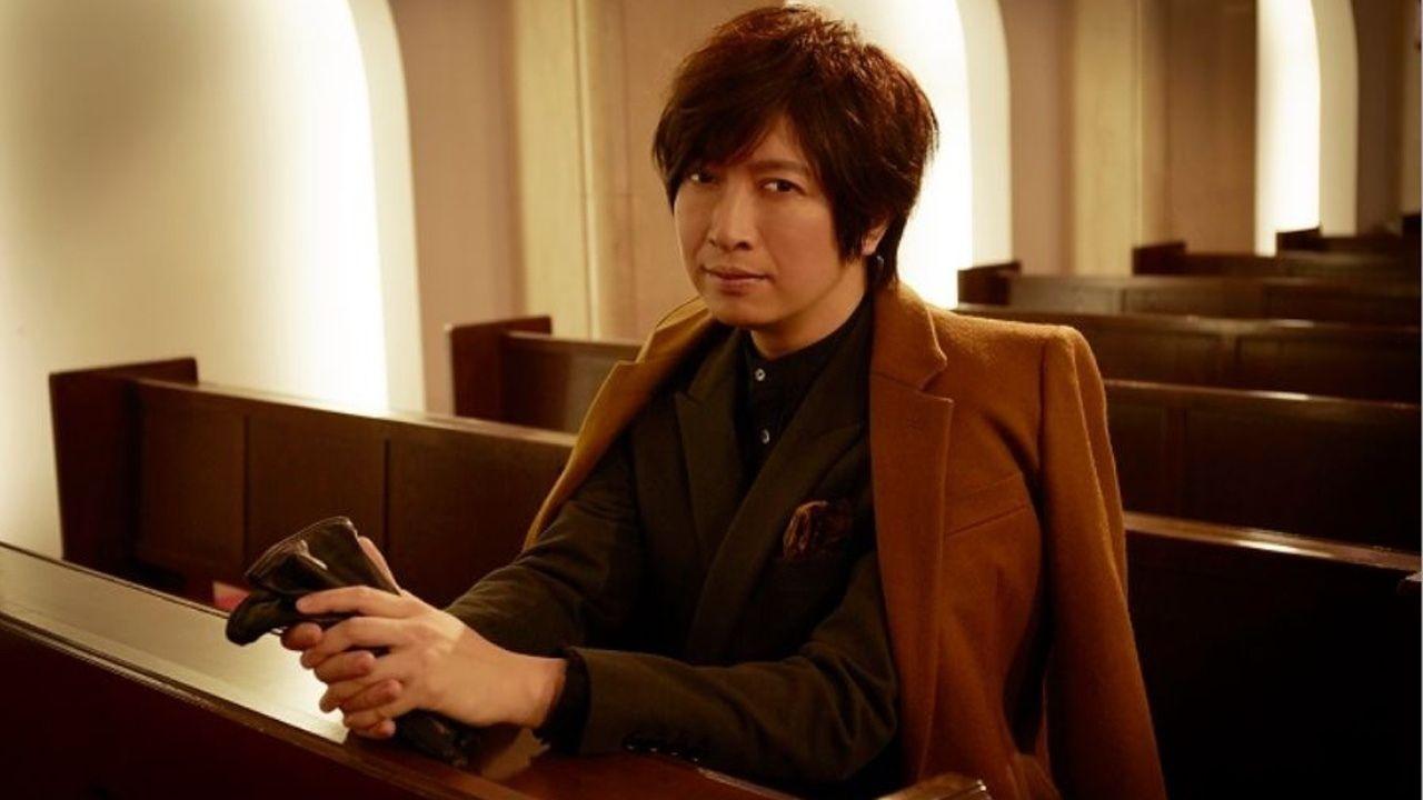 常夏のサマーチューンを収録した小野大輔さんの10周年ニューシングルタイトルは「ROSA ~Blue Ocean~」に決定!