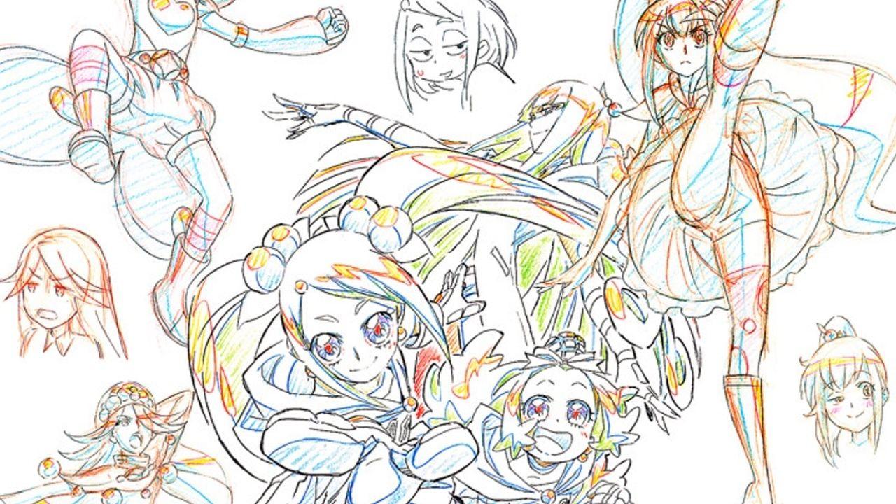 闘う女の子は好きですか?『セーラームーン』香川久さん×『ヒロアカ』馬越嘉彦さんの「バトルヒロイン作画&デザインテクニック」本発売開始!