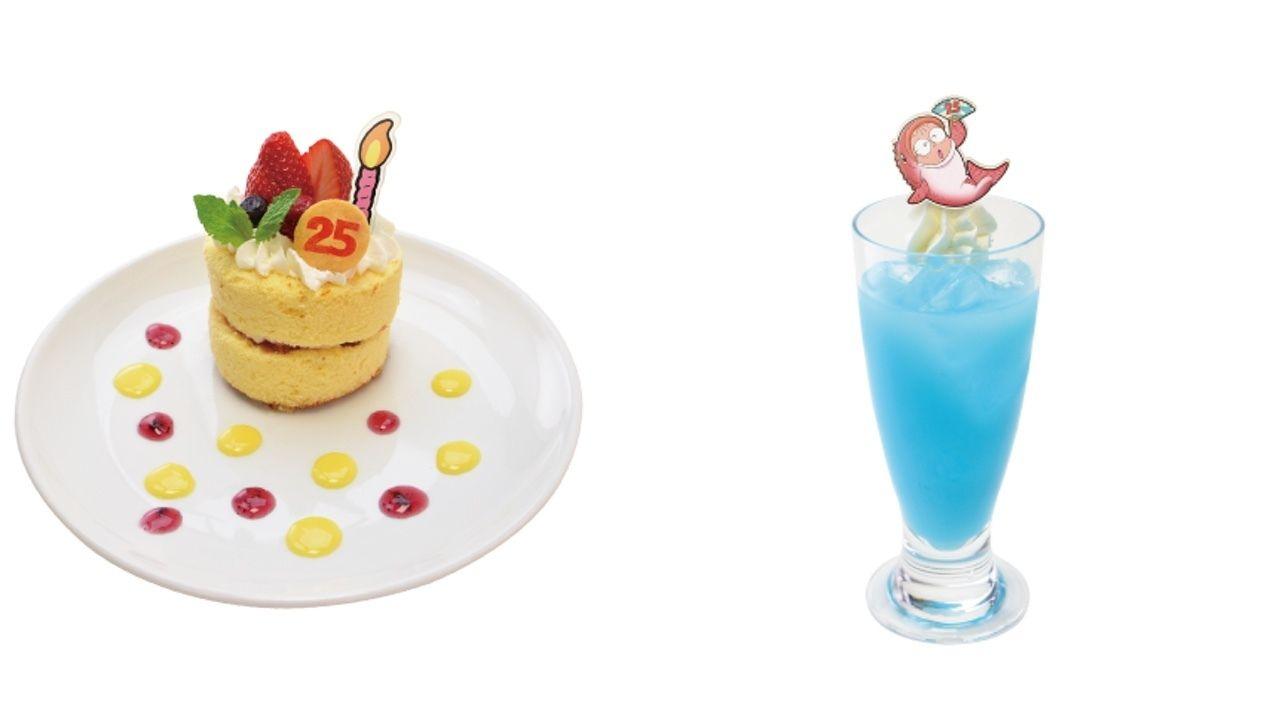 アニメ『忍たま乱太郎』放送開始25周年を記念してアニメイトカフェ池袋3号店とのコラボ開催決定!放送25年を祝う描き下ろしイラストも登場!