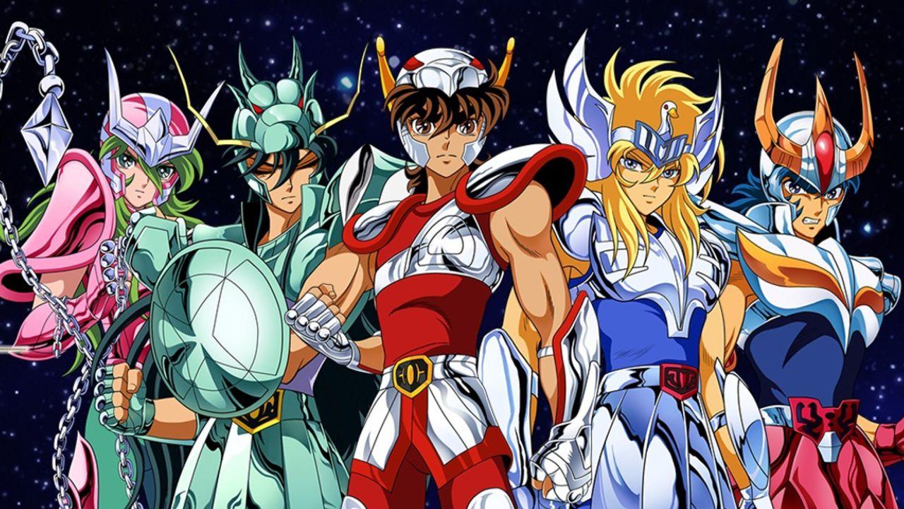 TVアニメ化、劇場アニメ化もされた大人気漫画『聖闘士星矢』がハリウッド実写映画化決定!