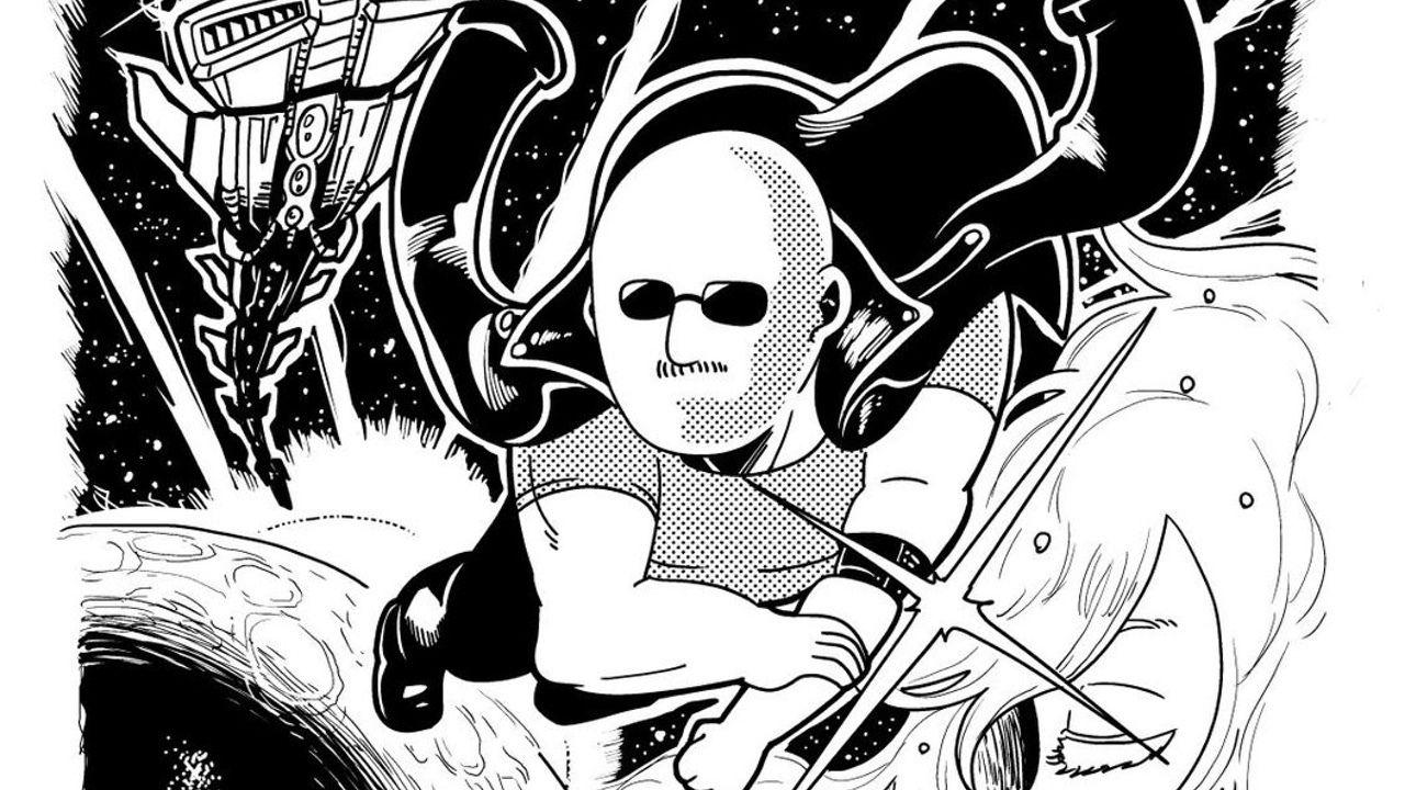 マフィア梶田さん×『ポプテピピック』の大川ぶくぶ先生がタッグを組む漫画「GOHOマフィア!梶田くん」が新連載開始!?