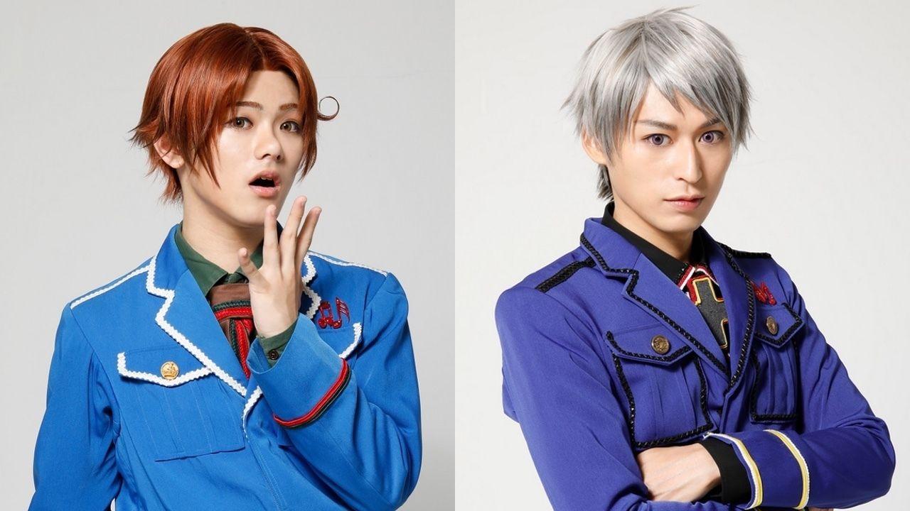 ミュージカル『ヘタリア』第3弾の全キャラクタービジュアル&アンサンブルキャストが公開!新キャストのプロイセン役・高本学さんは初お披露目!