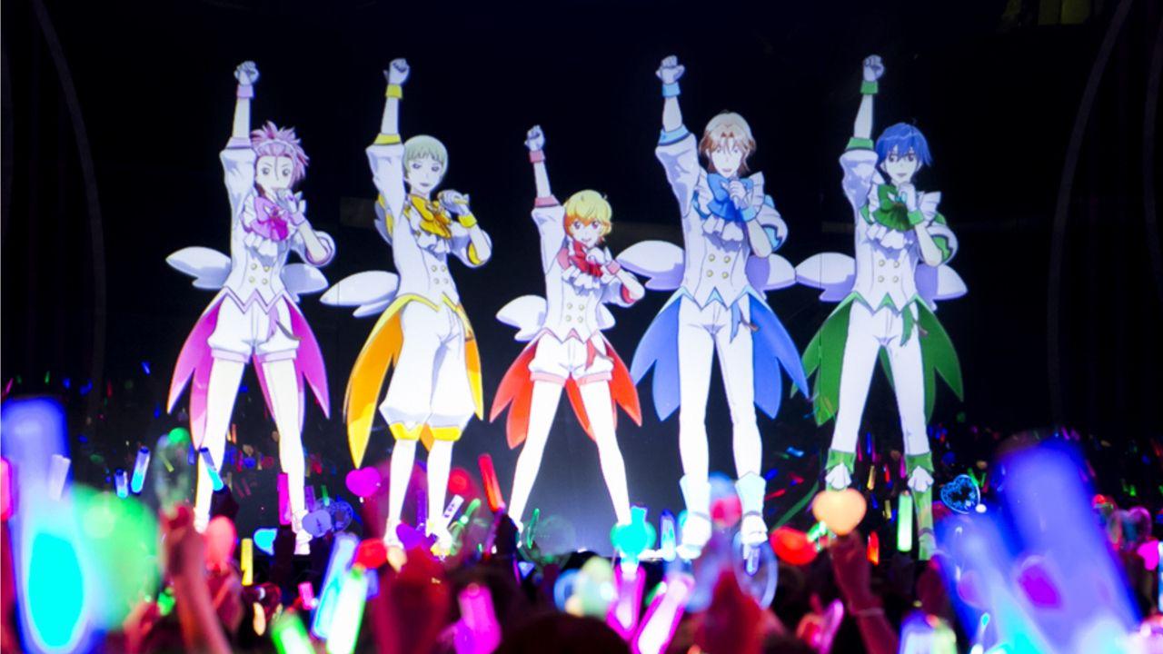 10人はステージ上にいた!こだわりと愛の詰まった「美男高校地球防衛部LOVE!CG LIVE!」27日昼の部をレポート!