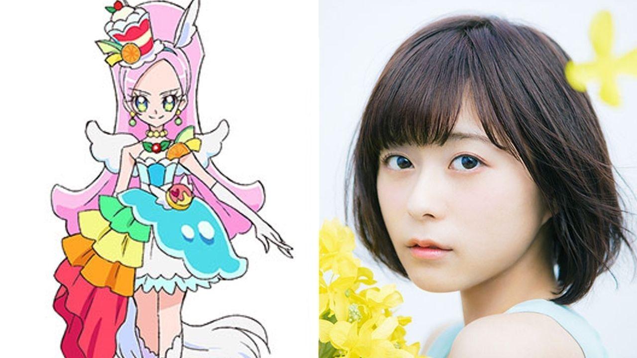 『キラキラ☆プリキュアアラモード』より6人目のプリキュア・キュアパルフェが登場!声を担当するのは水瀬いのりさんに決定!